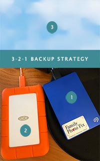 3-2-1 backup strategy